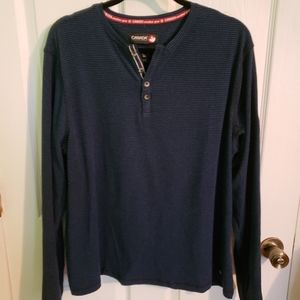 Nwt Canada Weather Gear LS Top size Large